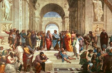 拉斐尔传世作品155张高清大图全集