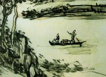 黄宾虹经典山水画作品(110张)高清全集