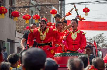 """广东结合""""中国传统节日振兴工程""""让传统文化融入现代生产生活"""