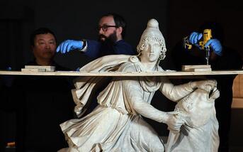 大英博物馆文物将亮相国博