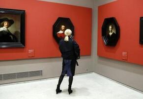 荷兰莱顿艺术展:伦勃朗和他的时代来华展出