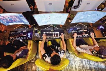 政策助推文创产业高增长  杭州打造全球首个网游小镇
