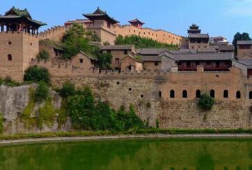 400岁神秘明代湘峪古堡复活记
