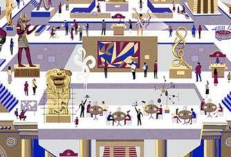 """美国纽约大都会艺术博物馆邀请了20位""""博物馆之友""""建言献策"""