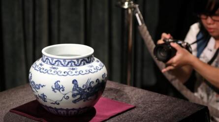 香港苏富比中国艺术品秋拍将呈献250余件艺术珍品
