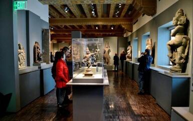 美国旧金山亚洲艺术博物馆中国佛教造像欣赏