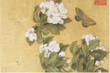 宋代10幅佚名古画册页欣赏