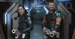 《雷神3》的画风其登上漫威最好笑电影排行榜的第一位