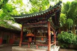 古代寺庙大观:看懂中国寺庙的布局和佛像