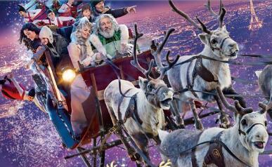 """《圣诞奇妙公司》发正片片段  奇幻喜剧""""有望圣诞逆袭"""