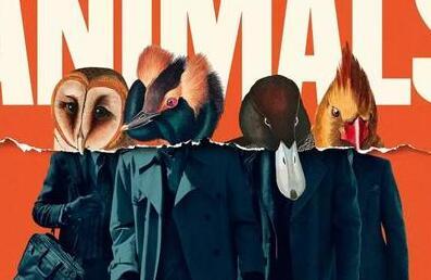 《美国动物》发布预告 讲述4个年轻人最大胆的艺术品盗窃案