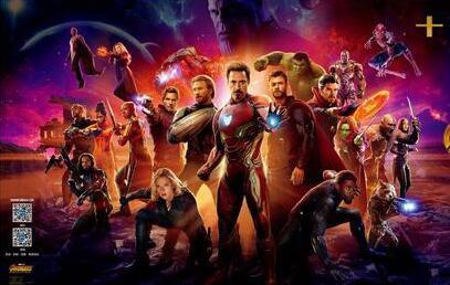 迪士尼影业出品《复仇者联盟3:无限战争》将于5月11日登陆全国影院