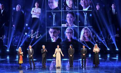 """第21届上海国际电影节上将正式设立""""一带一路""""电影节联盟"""
