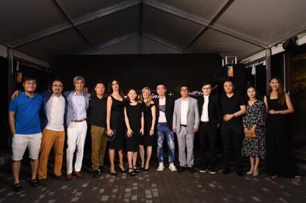 电影《兰博基尼传奇》在上海举办发布会暨品牌授权启动仪式