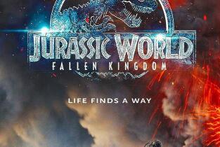 日本票房:《侏罗纪2》登顶 《精灵宝可梦》首映排名第二