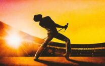 皇后乐队传记片登顶北美周末票房榜