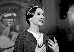 芭蕾一姐斯维特兰娜·扎哈洛娃首秀天桥剧场