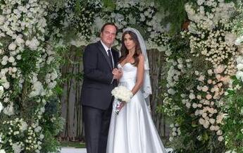 大导演昆汀结婚 梦幻婚礼娶小20岁以色列女模