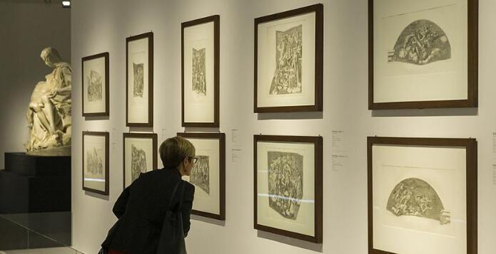世界巨匠——意大利文艺复兴三杰作品展28日在南京博物院开展