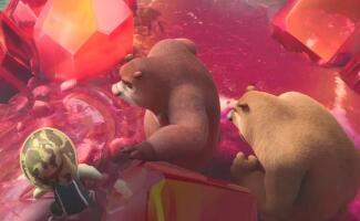 《熊出没·原始时代》发首款预告 制作升级细节引人瞩目