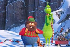 《绿毛怪格林奇》预热圣诞 爆笑山羊成新晋网红