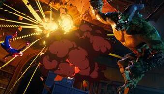 《蜘蛛侠:平行宇宙》创北美开画纪录 豆瓣开画9分