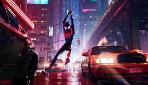 电影《蜘蛛侠:平行宇宙》展现最美信仰之跃