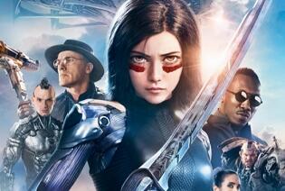 《阿丽塔:战斗天使》将于2月22日作为春节后首部好莱坞大片超燃开打