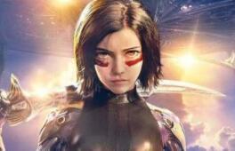 《阿丽塔:战斗天使》曝角色海报 呈现机甲之美