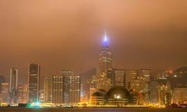 香港经历有记录以来最暖冬季