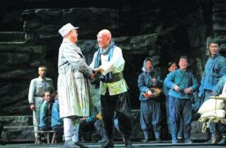 歌剧《沂蒙山》:深情赞颂这英雄的土地