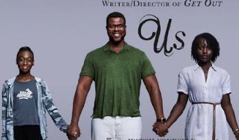 北美票房:恐怖片《我们》大爆开画 创多项纪录