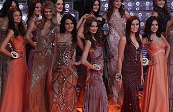 """""""2018莫斯科小姐""""选美大赛的获胜者阿列西娅·谢梅连科被取消称号和王冠"""