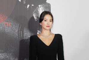 宋慧乔正式加盟泽东电影 缘起《一代宗师》终成佳事