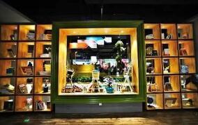 国内首家舞美书店落户长安街