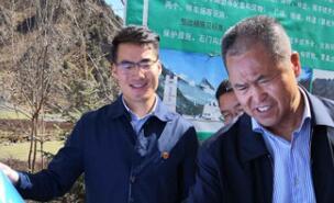 甘肃省文旅厅督查祁连山自然保护区武威段旅游设施项目 整改完成情况