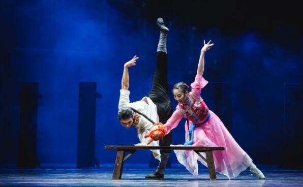 国家艺术基金资助项目民族舞剧《醒·狮》在北京首演