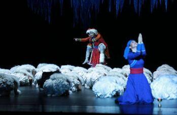 大型民族舞剧《草原英雄小姐妹》将亮相北京、上海等地