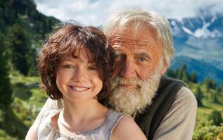 """《海蒂和爷爷》应该能排进""""史上最治愈电影榜单""""吧?"""