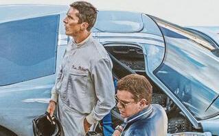 《极速车王》首发预告 贝尔&达蒙演绎赛车场历史