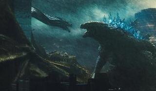 《哥斯拉2:怪兽之王》首周末斩4.83亿票房