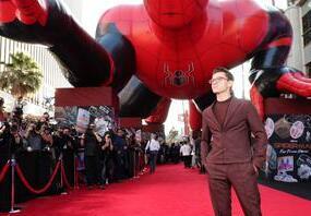 《蜘蛛侠:英雄远征》国内票房飙升 北美开画势头猛