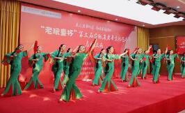 第三届安徽省老年文化艺术节启幕
