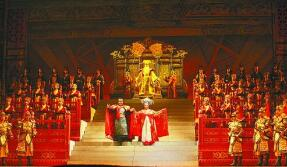 普契尼歌剧经典《西部女郎》将首登中国舞台