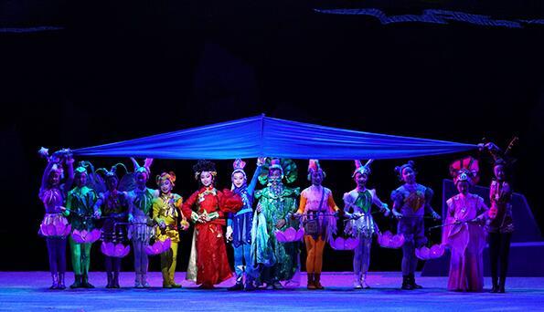 第九届中国儿童戏剧节闭幕