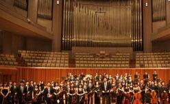 第二十二届北京国际音乐节在中山公园音乐堂落幕