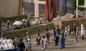 """电影《小羊肖恩2:末日农场》提名""""英国奥斯卡"""""""