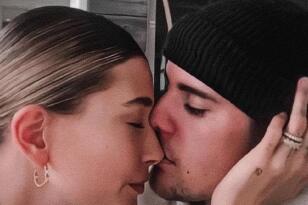 贾斯汀比伯写长情话告白妻子:我发誓会永远爱你