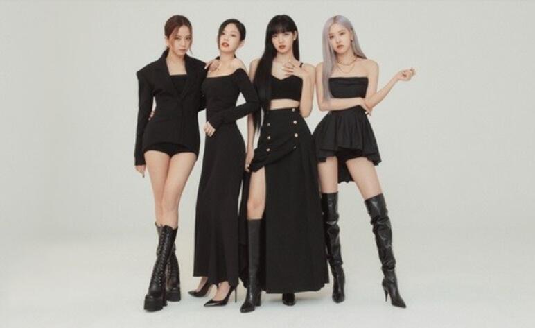 BLACKPINK成首个百万销量韩女团 打破前纪录76万