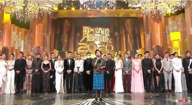 """尴尬的TVB颁奖礼:嘉宾阵容太寒酸,蔡思贝拿视后被嘲""""水后"""""""